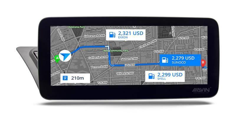 AVINUSA_for_Audi-A4_-_GPS_Small_
