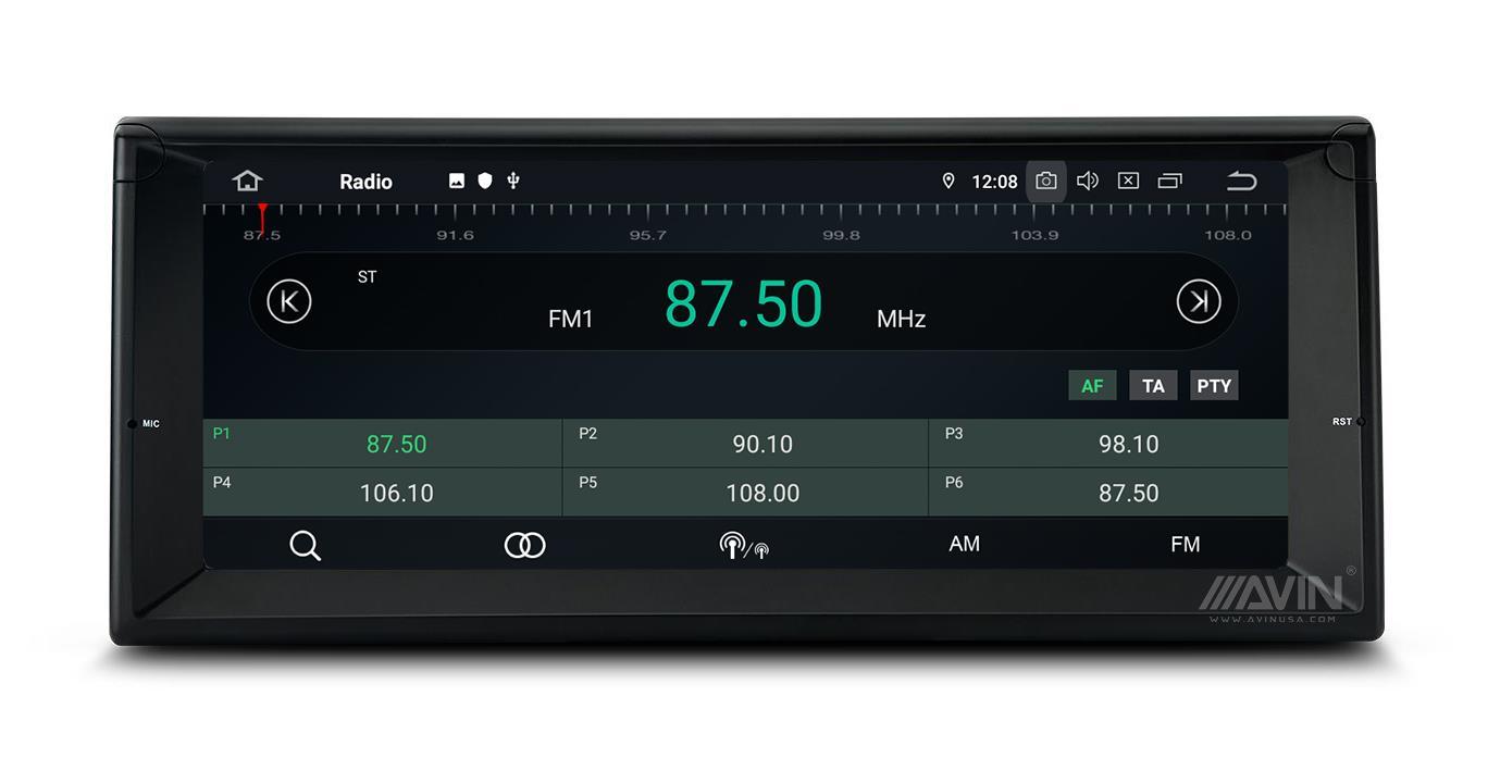 AVINUSA_for_BMW_E39-10.25_Radio_Custom_