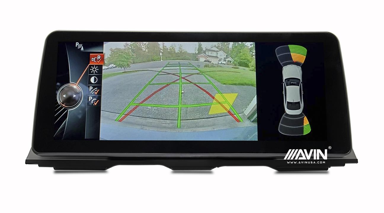 AVINUSA_for_BMW_F10_12.3inch_Backup_Camera_Custom_
