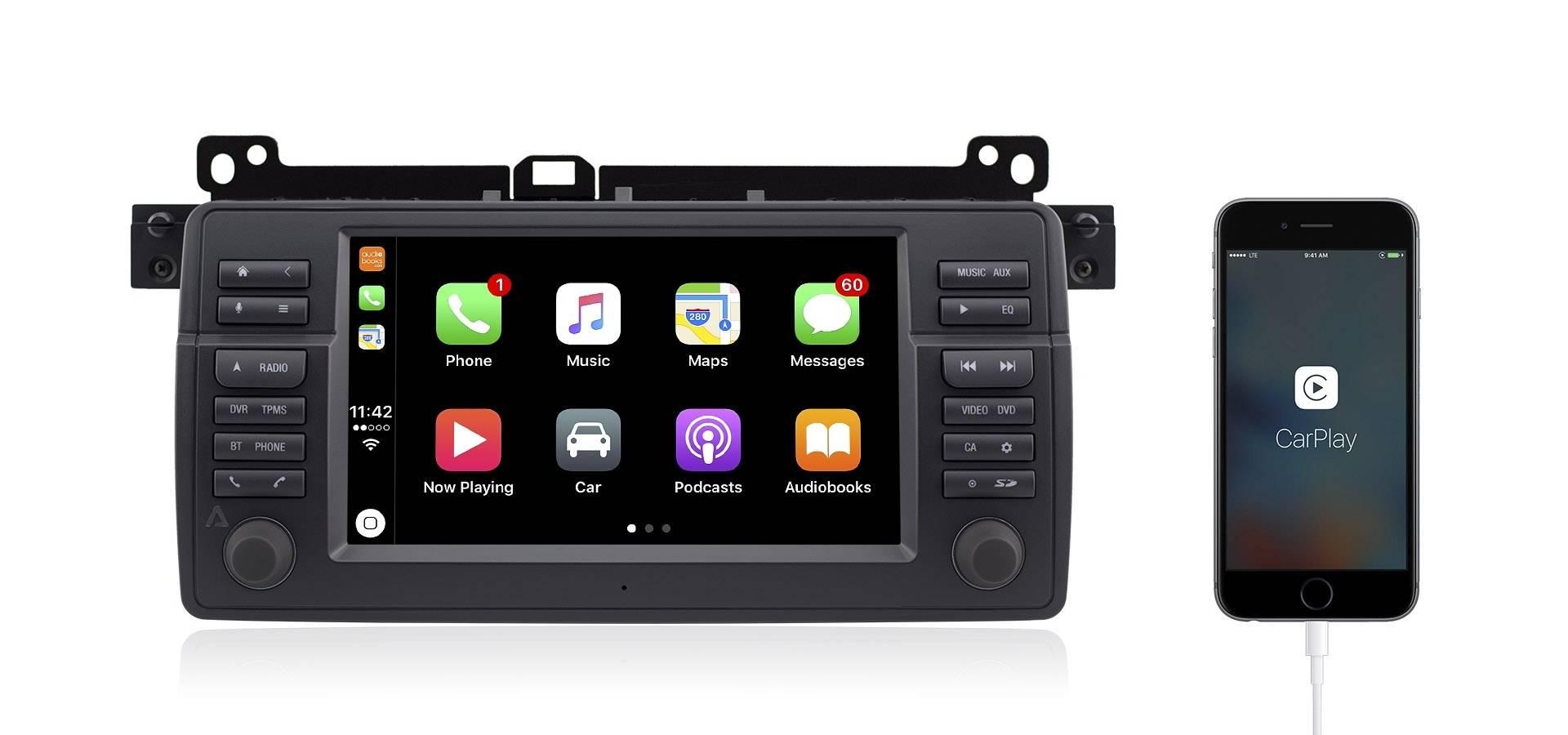 Apple CarPlay (Optional)