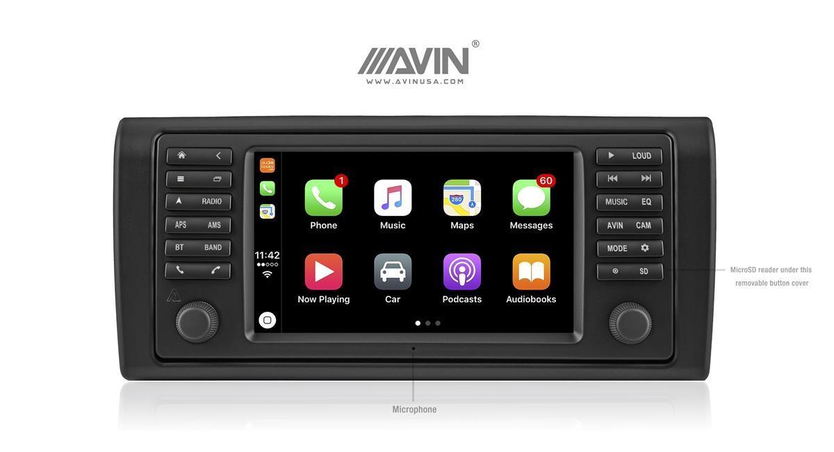 AVANT 4 for BMW 7-Series E38 - Multimedia Navigation System