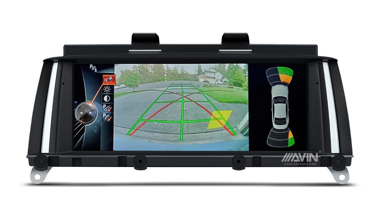 AVINUSA_BMW_F25_Backup_Camera_PDC_Custom_