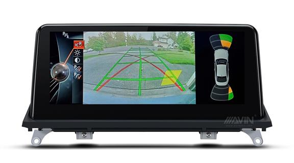AVINUSA_BMW_E70_E71_Backup_Camera_PDC__Custom___2_
