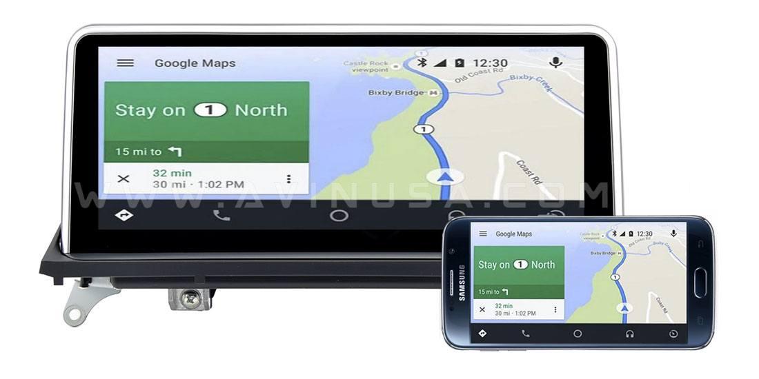 Mirrorlink / Android Auto