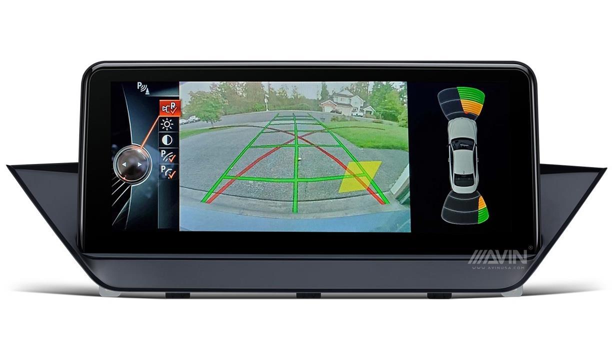 AVINUSA_BMW_E84_Backup_Camera_PDC_Custom_