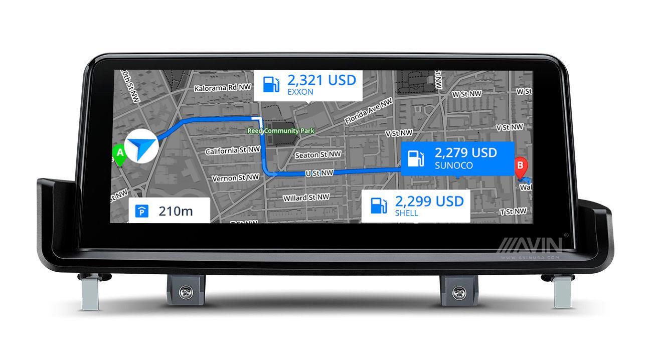 AVINUSA_BMW_E90_10.25_GPS_Custom_