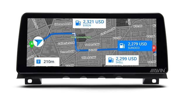 AVINUSA_for_BMW_F01_-_GPS_Custom_