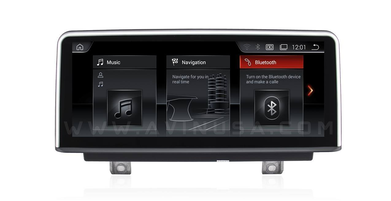 """BMW F30 - 10.25"""" Android"""