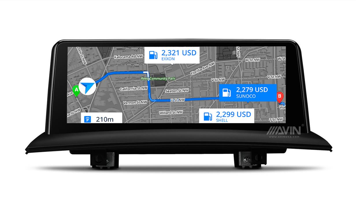 AVINUSA_BMW_E83_GPS_Custom_