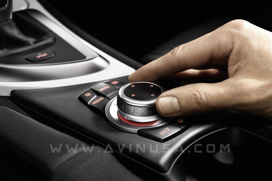 BMW iDrive Control