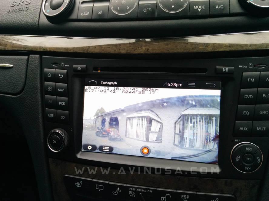 Front DVR Camera