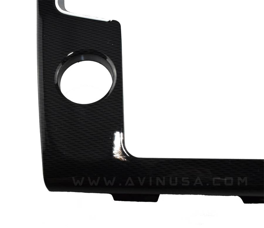 Golf7 GTI Carbon Panel