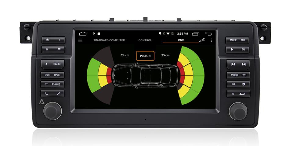 The Most Advanced In-Car Multimedia Navigation Systems