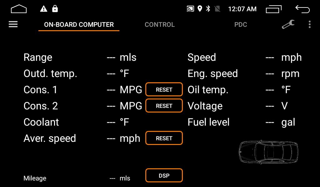 OnBoard Computer